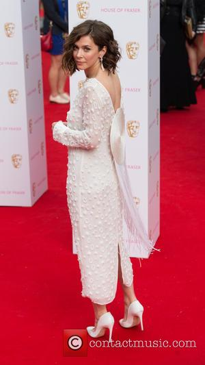 Anna Friel - The House of Fraser British Academy Television Awards 2015 held at Theatre Royal, Drury Lane - Arrivals...