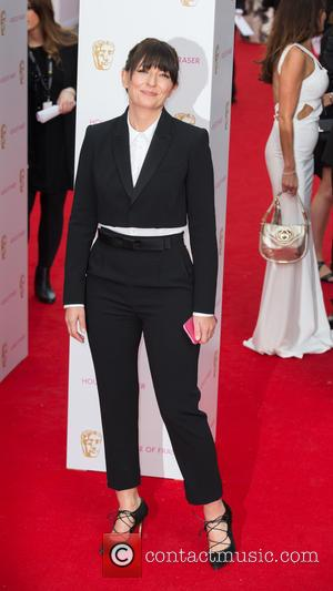 Davina McCall - The House of Fraser British Academy Television Awards 2015 held at Theatre Royal, Drury Lane - Arrivals...