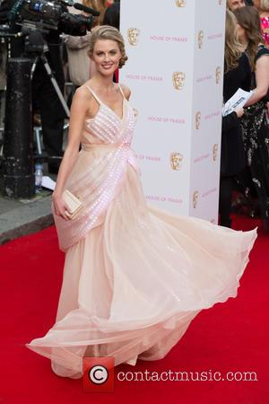 Donna Air - The House of Fraser British Academy Television Awards 2015 held at Theatre Royal, Drury Lane - Arrivals...