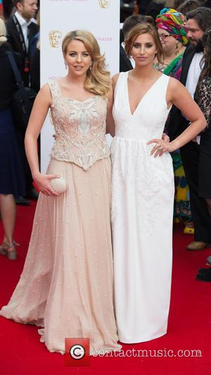 Fearne Mccann and Lydia Bright