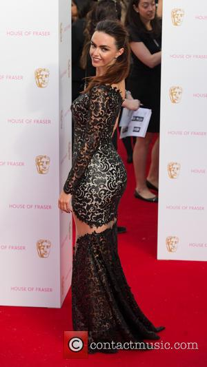 Jennifer Metcalfe - The House of Fraser British Academy Television Awards 2015 held at Theatre Royal, Drury Lane - Arrivals...