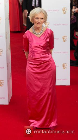 Mary Berry - The House of Fraser British Academy Television Awards 2015 held at Theatre Royal, Drury Lane - Arrivals...