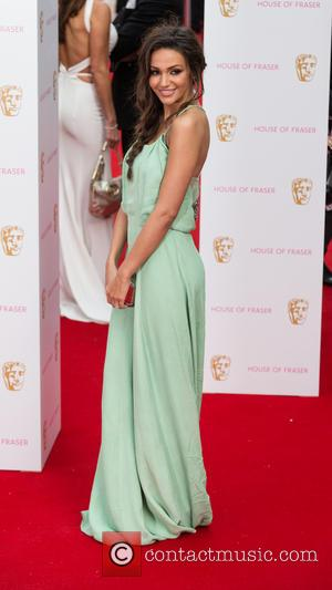 Michelle Keegan - The House of Fraser British Academy Television Awards 2015 held at Theatre Royal, Drury Lane - Arrivals...