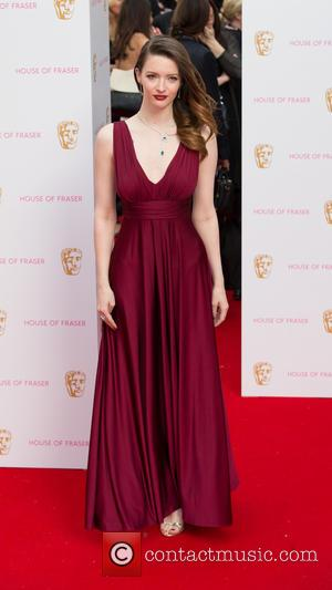 Tallulah Riley - The House of Fraser British Academy Television Awards 2015 held at Theatre Royal, Drury Lane - Arrivals...