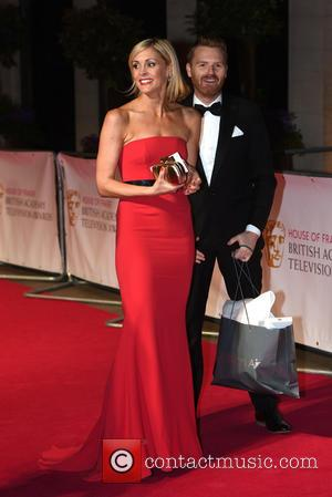 Jenni Falconer and James Midgley - House of Fraser British Academy (BAFTA) Television Awards held at the Theatre Royal -...