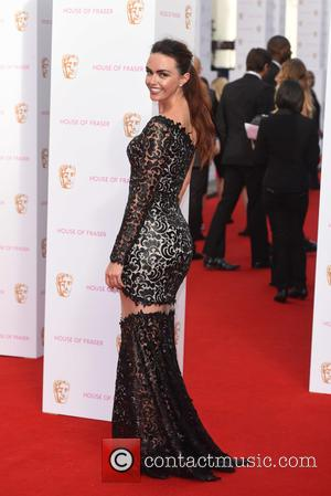 Jennifer Metcalfe - House of Fraser British Academy (BAFTA) Television Awards held at the Theatre Royal - Arrivals. - London,...