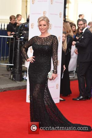 Tess Daly - House of Fraser British Academy (BAFTA) Television Awards held at the Theatre Royal - Arrivals. - London,...