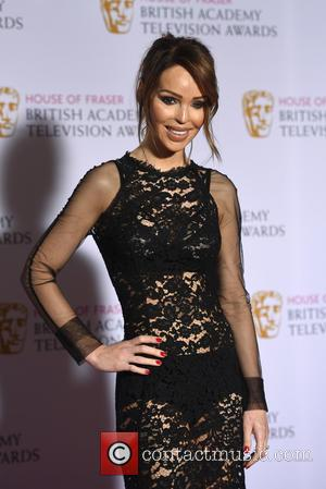 Katie Piper - House of Fraser British Academy (BAFTA) Television Awards held at the Theatre Royal - winners board. -...