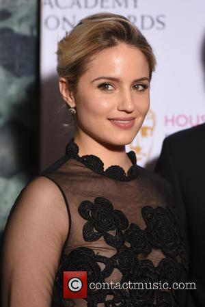 Dianna Agron Chose Valentino Wedding Gown Off The Runway