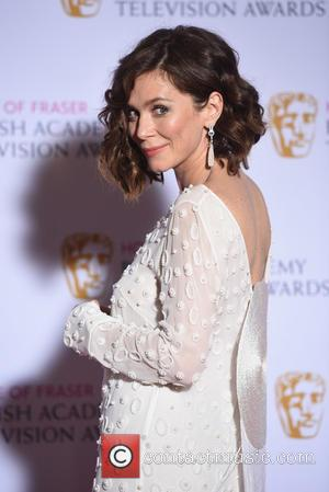 Anna Friel - House of Fraser British Academy (BAFTA) Television Awards held at the Theatre Royal - winners board. -...