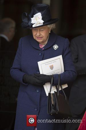 Hrh Queen Elizabeth Ii