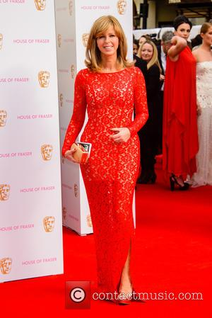 Kate Garraway - House Of Fraser British Academy Television Awards (BAFTA) held at Theatre Royal - Arrivals - London, United...