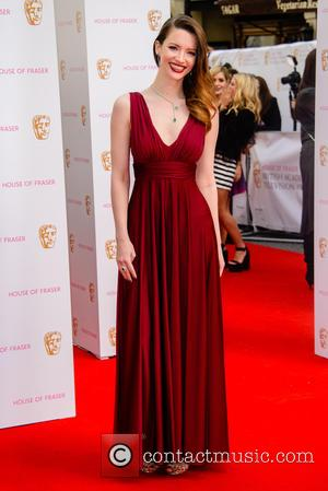 Tallulah Riley - House Of Fraser British Academy Television Awards (BAFTA) held at Theatre Royal - Arrivals - London, United...