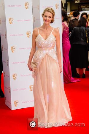 Donna Air - House Of Fraser British Academy Television Awards (BAFTA) held at Theatre Royal - Arrivals - London, United...