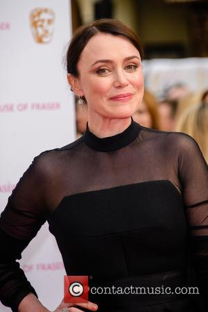 Keeley Hawes - House Of Fraser British Academy Television Awards (BAFTA) held at Theatre Royal - Arrivals - London, United...