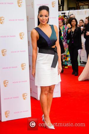 Sarah Jane Crawford - House Of Fraser British Academy Television Awards (BAFTA) held at Theatre Royal - Arrivals - London,...