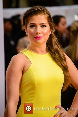 Nikki Sanderson - House Of Fraser British Academy Television Awards (BAFTA) held at Theatre Royal - Arrivals - London, United...