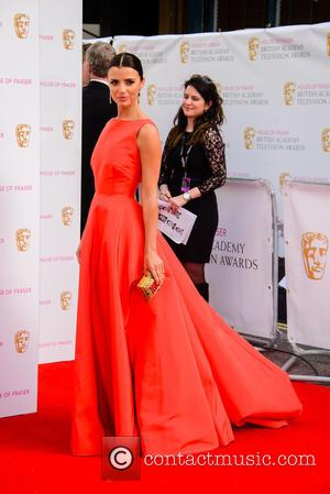 Lucy Mecklenburgh - House Of Fraser British Academy Television Awards (BAFTA) held at Theatre Royal - Arrivals - London, United...