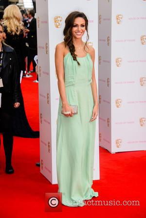 Michelle Keegan - House Of Fraser British Academy Television Awards (BAFTA) held at Theatre Royal - Arrivals - London, United...