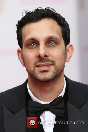Dynamo - A host of stars were photographed as they arrived for the House Of Fraser British Academy Television Awards...