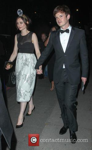 Sophie Ellis-bextor and Richard Jones