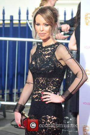 Katie Piper - House of Fraser British Academy Television Awards, Arrivals at the Theatre Royal - London, United Kingdom -...