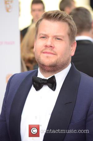 James Corden - A host of stars were photographed as they arrived for the House Of Fraser British Academy Television...