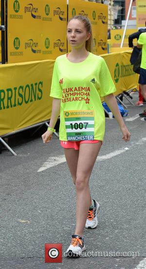 Eden Taylor-Draper - Morrisons Great Manchester Run 2015 - Manchester, United Kingdom - Sunday 10th May 2015