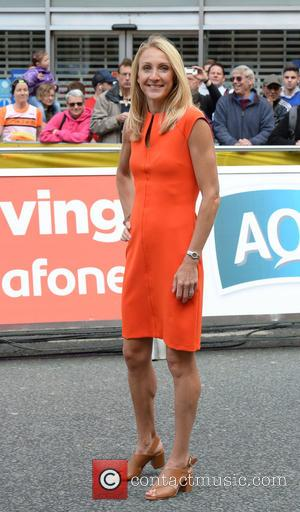 Paula Radcliffe - Morrisons Great Manchester Run 2015 - Manchester, United Kingdom - Sunday 10th May 2015