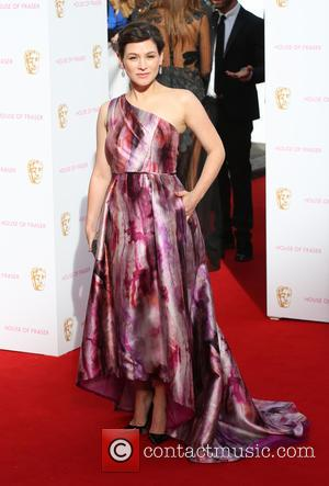 Yael Stone - A host of stars were photographed as they arrived for the House Of Fraser British Academy Television...