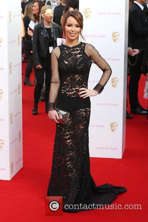 Katie Piper - A host of stars were photographed as they arrived for the House Of Fraser British Academy Television...