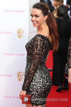 Jennifer Metcalfe - A host of stars were photographed as they arrived for the House Of Fraser British Academy Television...