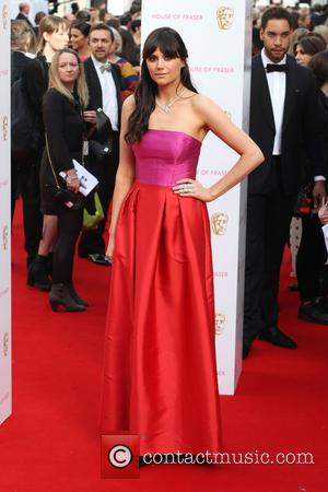 Lilah Parsons - A host of stars were photographed as they arrived for the House Of Fraser British Academy Television...