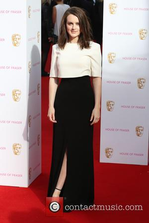 Sophie McShera - A host of stars were photographed as they arrived for the House Of Fraser British Academy Television...