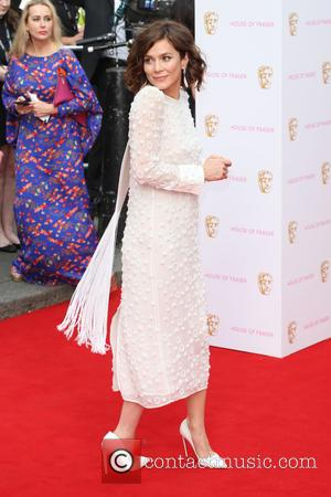 Anna Friel - A host of stars were photographed as they arrived for the House Of Fraser British Academy Television...