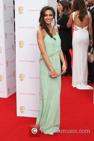 Michelle Keegan - A host of stars were photographed as they arrived for the House Of Fraser British Academy Television...