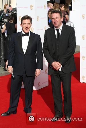 Rob Brydon and Lee Mack