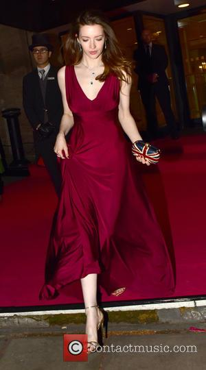 Talulah Riley - House Of Fraser British Academy Television Awards (TV BAFTA) 2015 - Departures at w1 - London, United...