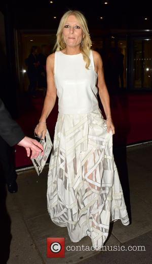 Gaby Roslin - House Of Fraser British Academy Television Awards (TV BAFTA) 2015 - Departures at w1 - London, United...