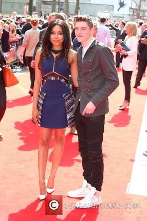 Dionne Bromfield and Bobby Lockwood