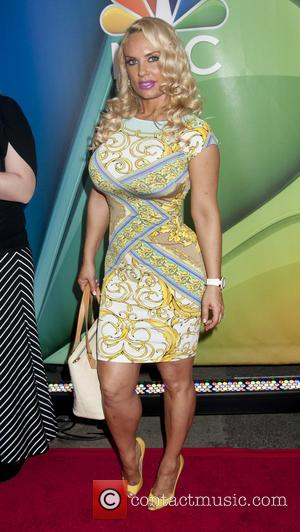 Coco Austin - A host of stars were snapped as they arrived to Radio City Music Hall for the NBC...