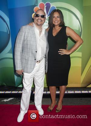 Ice T and Mariska Hargitay - A host of stars were snapped as they arrived to Radio City Music Hall...