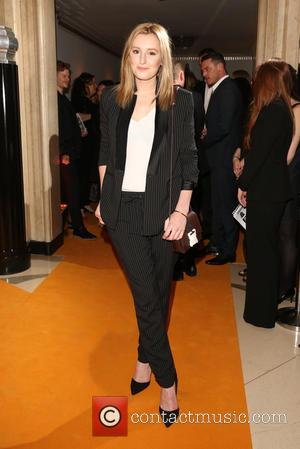 Laura Carmichael - The Veuve Clicquot Business Woman of the Year Award held at Claridge's - Arrivals - London, United...