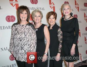 Nadine Glauberman, Bobbi Scherr, Ellen Brooks and Betty Jane Bruck