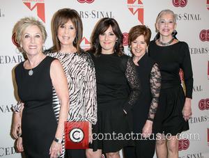 Nadine Glauberman, Bobbi Scherr, Ricki Lake, Ellen Brooks and Betty Jane Bruck