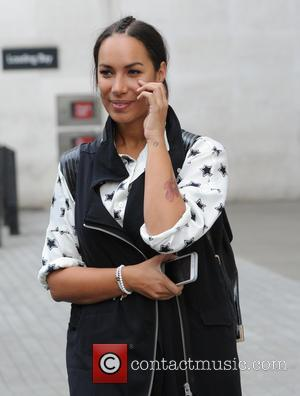 Leona Lewis - Leona Lewis seen out in London at Radio one Studios. - London, United Kingdom - Monday 11th...