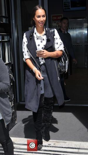 Leona Lewis - Leona Lewis at BBC Radio 2 - London, United Kingdom - Monday 11th May 2015