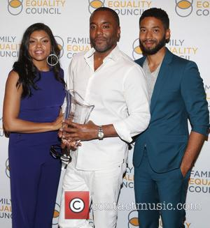 Taraji P. Henson, Lee Daniels and Jussie Smollett