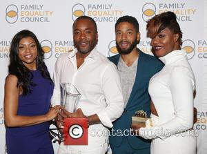 Taraji P. Henson, Lee Daniels, Jussie Smollett and Ta'rhonda Jones