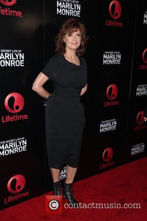Susan Sarandon - A variety of celebrities were snapped as they attended Lifetime's Miniseries
